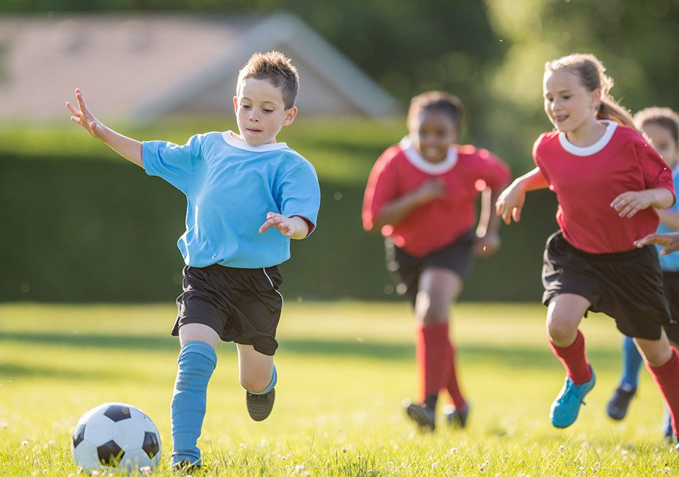 Fractures in Teens and Children and How to Treat Sports Injuries
